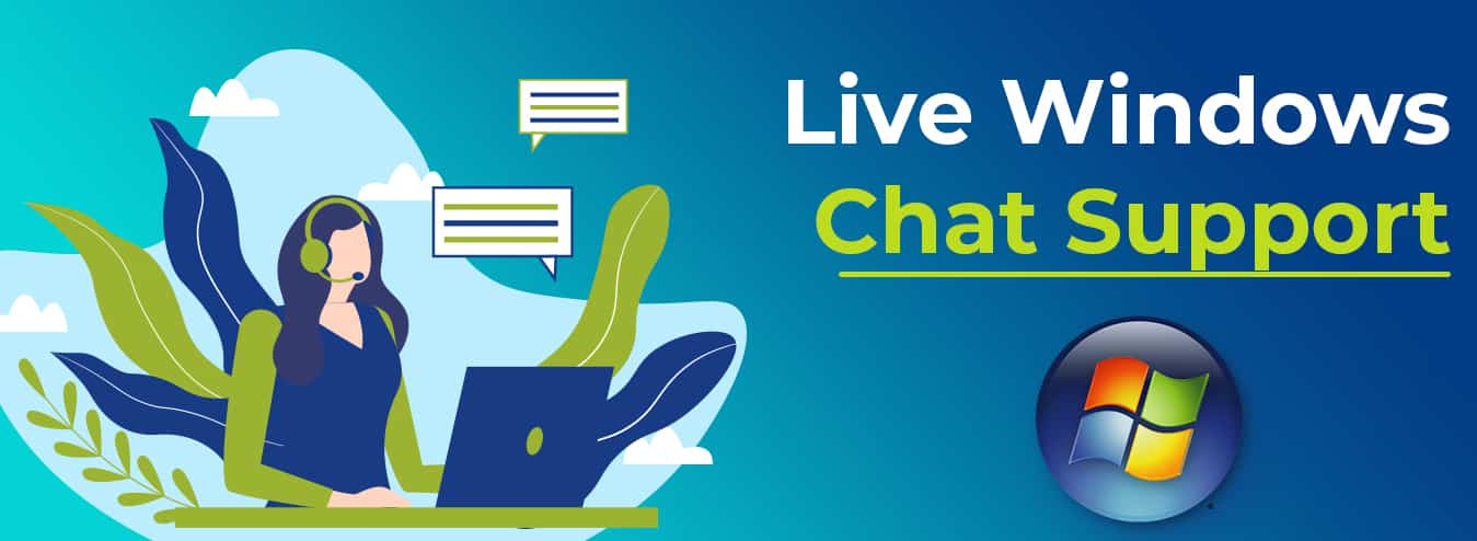 Windows 10 Live Chat Support